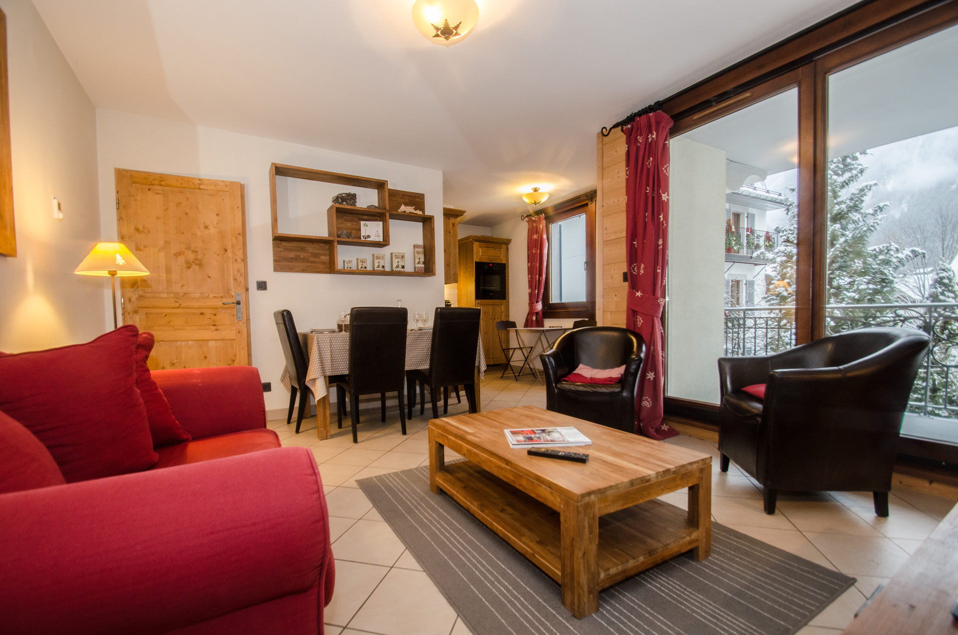 Two bedroom Apartments available for Rent in Chamonix Mont-Blanc